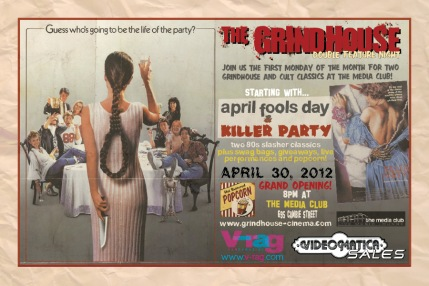 April Fool's Day & Killer Party