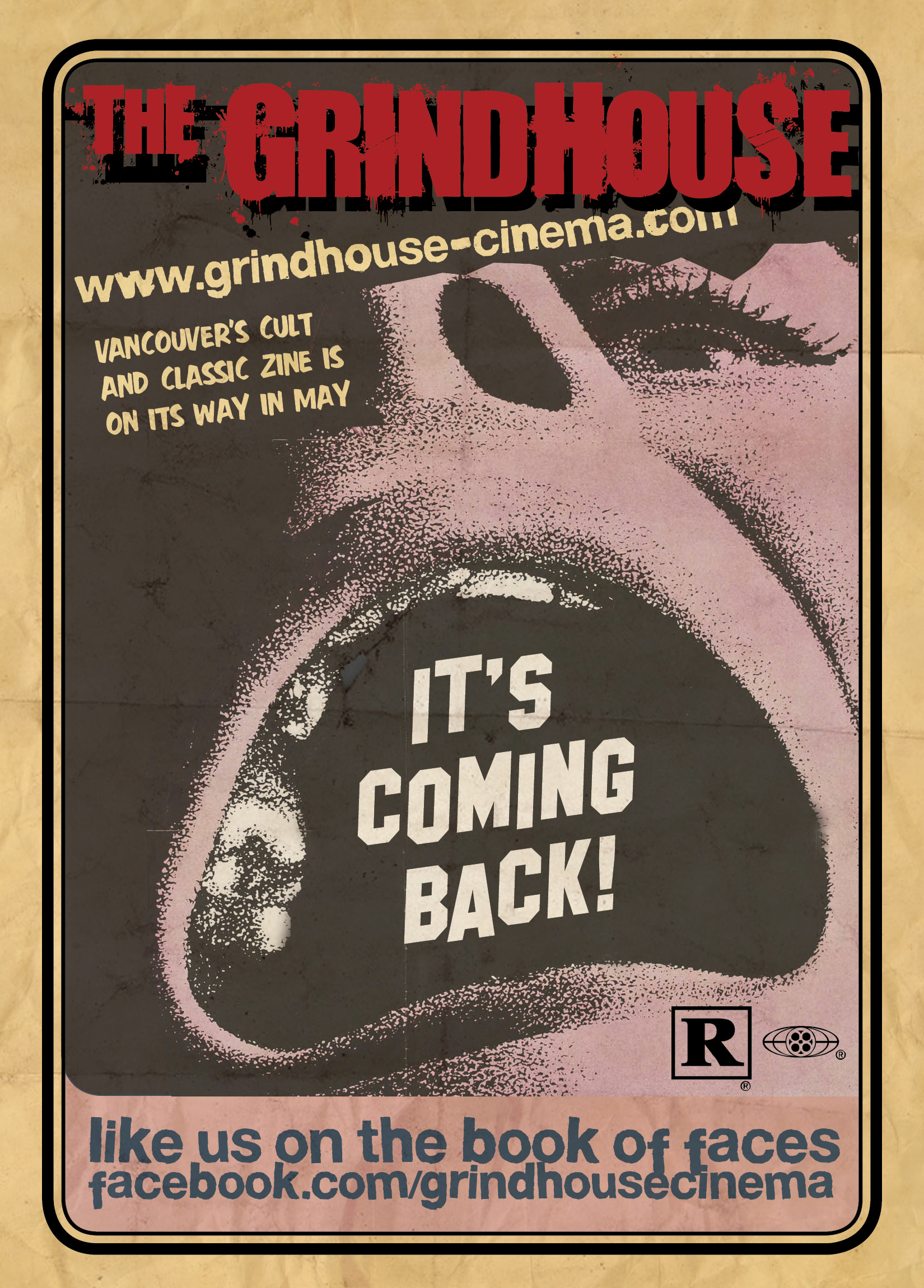 The Grindhouse... It's Coming Back!